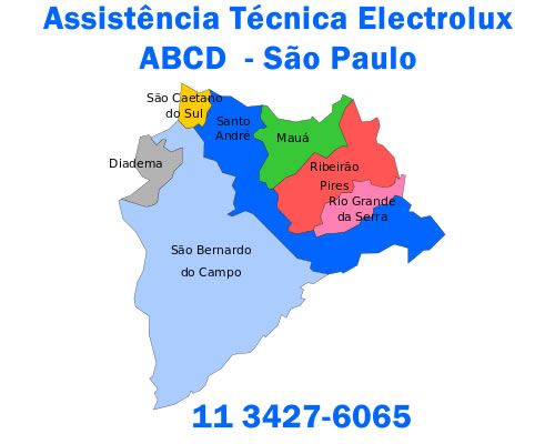 Electrolux Abcd paulista
